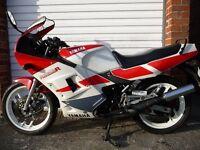 1994 Yamaha RD350 YPVS Matching Numbers & New MOT
