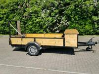 Heavy duty, General Purpose Trailer with the option to use for transporting 1 or 2 Motorbikes.