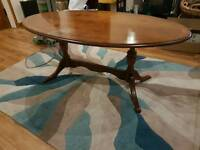 Coffee table - real wood