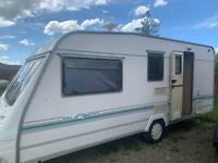 4 berth carvan