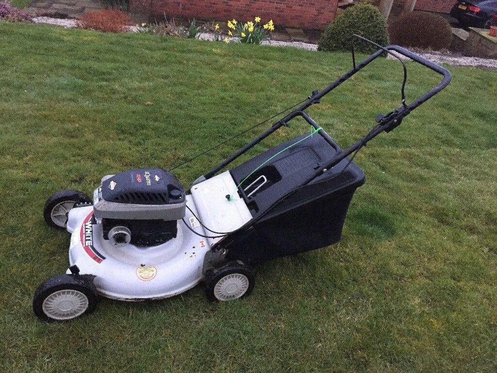 Briggs Stratton Quattro 4 Hp Lawnmower In Good Working Condition Ashbourne Derbyshire Gumtree