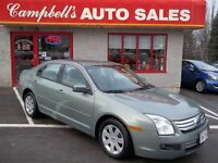 2009 Ford Fusion SE AIR!! CRUISE!! POWER SEAT!! HEATED MIRRORS!!
