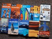Tavel Lonely Planet and Rough Guide books. Job lot or individually sold.