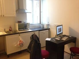 Studio flat in Holloway (N7) 2-month sublet (24/04 - 23/06)