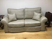 Like New 2-Style 3 Seater Sofa