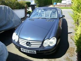 Mercedes SL350 Priced for quick sale