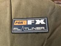 Fox FX Flatliner Bedchair Carp Fishing