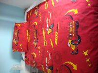 CARS BED COVER SET