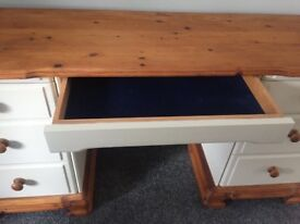 Solid Pine Dressing Table!!..