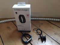 fitbit Charge 2 Heart Rate + Size S/P Blue Band