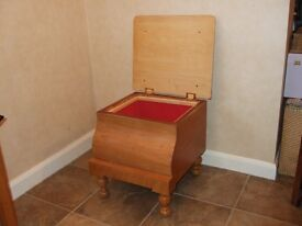Child's Commode