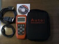 Autel EU702 MaxiDiag OBDII Car Diagnostic Fault Code Reader