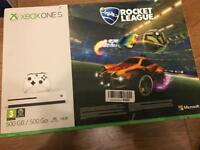 Brand new Xbox one S 500GB 4K HDR Gaming full warranty and receipt