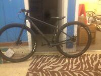 Vitrus downhill bicycle