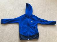 Adidas tracksuit top 5-6 years