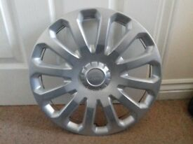 "Ford Fiesta Wheel Trim 15"" x1"