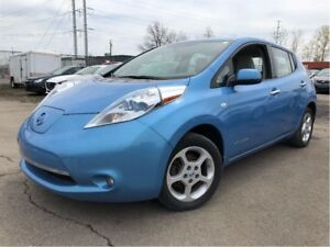 2012 Nissan LEAF SL ELECTRIC ENGINE NAVIGATION MAGS