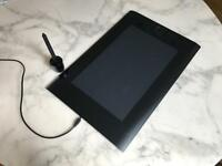 wacom intuos 4 Large - black - used with all accessories