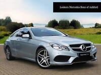 Mercedes-Benz E Class E220 BLUETEC AMG LINE (silver) 2015-05-20