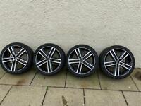 Skoda Alloy Wheels