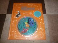 Finding Nemo Story book and audio CD