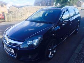 2010 Vauxhall Astra Sri Xp 1,8 petrol 140 bhp ,Long MOt, mileage 57.000 , £2250