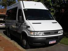 2005 Iveco Daily Mini Coach Craigie Joondalup Area Preview