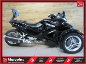 2009 Can-Am Spyder GS SE5 55$/SEMAINE