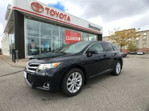 2014 Toyota Venza All Wheel Drive - Backup Camera - Certified