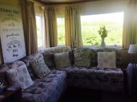 Cheap Static Caravan For Sale Nr Filey Immaculate £3000
