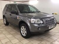 !!4X4!! 2007 LAND ROVER FREELANDER 2 / 2.2 TD4 GS / 12 MONTHS MOT / SERVICE HISTORY / DRIVES GREAT