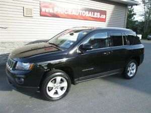 2014 Jeep Compass LEATHER - SUNROOF!!!
