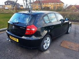 BMW 120d SE 6 SPEED MANUAL 2010 REG. VERY GOOD CONDITION DRIVE VERY GOOD LOW MILEAGE 87000