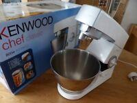 Kewood Chef 4.6ltr Classic Mixer.............GET BAKING!