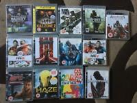 Ps3 games 3 pounds each