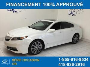 """Acura Tl  Sh-Awd A-Spec Sh-Awd 3.7 A-Spec Package Mags 19"""" 2014"""