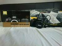 Nikon d3200 swap for xbox one