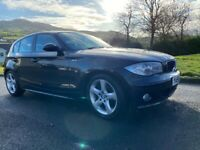 BMW, 1 SERIES, Hatchback, 2007, Manual, 1995 (cc), 5 doors
