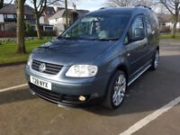 VW Caddy C20 TDi Totally Stunning Not To Be Missed - No VAT