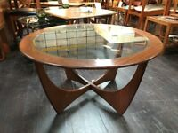 Astro Coffee Table by Victor Wilkins for GPlan. Retro Vintage.