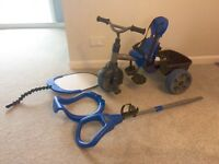 Little Tikes 4 in 1 Trike. Blue