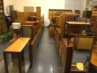 Retro Vintage Antique Furniture - G Plan Ercol Meredew Nathan McIntosh Teak Oak Danish