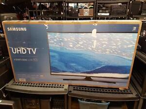 TELEVISION SMART UHD 4K SAMSUNG 60 POUCES FLAMBANT NEUVE A 1399.95