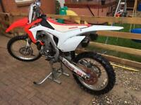 Used Crf 450 for Sale | Gumtree