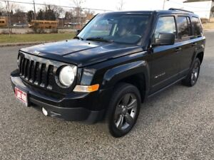2015 Jeep Patriot High Altitude|Accident Free|Leather|Sunroof|4x
