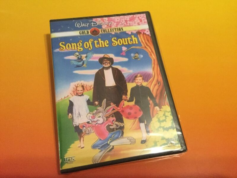 SONG OF THE SOUTH DVD - NEW - FACTORY SEALED - DISNEY -REGION 1-USA DVD PLAYERS