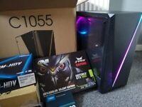 🔥8-Core Gaming PC🔥 8GB DDR4, Nvidia GTX, SSD, WiFi, USB 3.2, SATA3, HDMI, desktop ||: