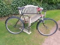 Stunning vintage 1939 porteur bike