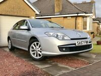 2007 '57' Renault Laguna 1.5dci 115bhp***Diesel***leather***60mpg