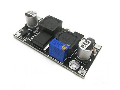 Dc-dc 5v - 35v Adjustable Boost Buck Step Up Down Xl6019 Xl6009 Converter Module
